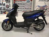 SYM SYMPLY 50cc LEARNER LEGAL SCOOTER / MOPED - BRAND NEW