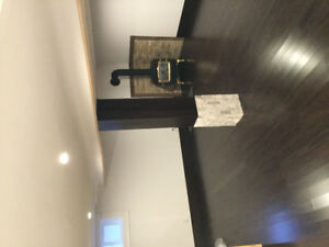 Bachelor basement apartment for rent Sept to May