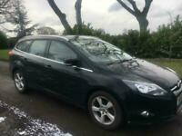 Ford Focus 1.6 TDCI navigator dab radio cheap tax lovely to drive call to view