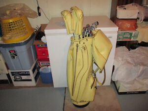 Princess Ben Hogan Vintage Golf Clubs