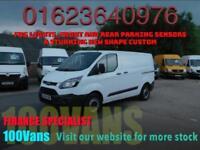 Ford Transit Custom 2.2TDCi ( 100PS ) ECOnetic 270 L1H1 FINANCE ARRANGED