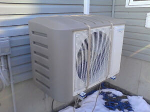 Heat Pump Snow and Ice Covers - Heat Pump Guys
