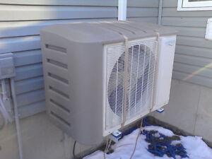 Heat Pump Snow and Ice Covers - Heat Pump Guys