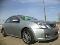 2009 Nissan Sentra 2.5 SE-R SPEC V SPORT--AUTO--SUNROOF--CLEAN