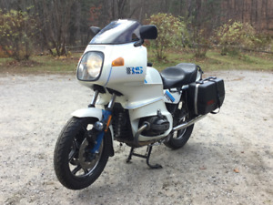 Classic Collector 1987 BMW R 100 RS for sale