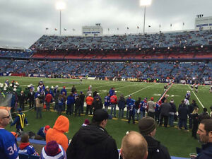 2 Buffalo Bills Tickets - 5th Row Sideline - Several Games Avail