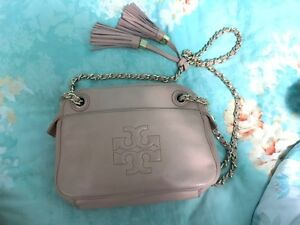 Authentic Tory Burch leather small bag