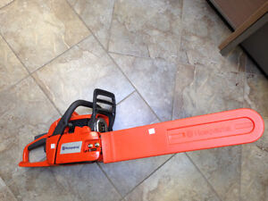 Husqvarna Chain Saw's Kingston Kingston Area image 2