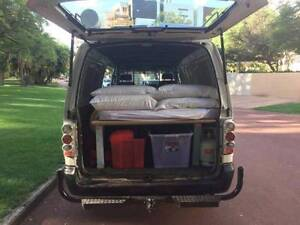 2001 Toyota Hiace Campervan West Perth Perth City Area Preview