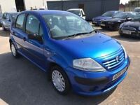 Citreon C3 SX 1.1 5 Door, *Ideal First Car*, Stamped History, Air Con, 12 Month Mot 3 Month Warranty