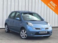 Nissan Micra 1.2 16v ( 79bhp ) Tekna Finance Available Part Exchange welcome