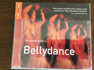 Belly dancing skirt and CD (new)