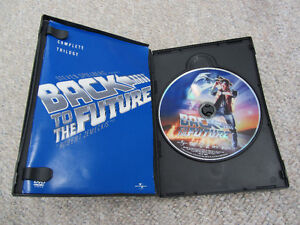 Back To The Future Trilogy on DVD Kitchener / Waterloo Kitchener Area image 2