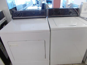INGLASS WASHER  GAS DRYER CAN DELIVERY