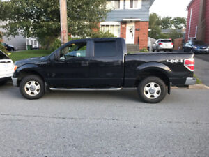2010 Ford 150 SuperCrew Cab 5.5 foot box