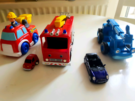 Toy car bundle ideal for children babies kids toddler