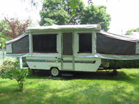 Hard top tent trailer 1997 Palomino Filly SDL NEW LOW PRICE!!!!