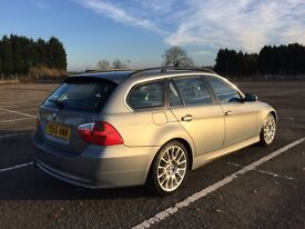BMW 3 SERIES 325i 2005 12 MONTHS MOT FULL LEATHER