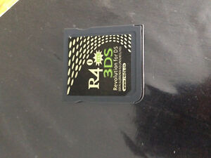 R4 3ds comes with 4 gb micro sd card Cambridge Kitchener Area image 4