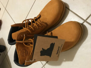 Timberlands new size 11