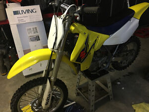 2008 RM85 low hours
