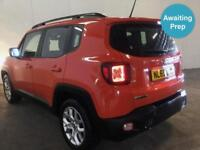 2015 JEEP RENEGADE 1.6 Multijet Longitude 5dr SUV 5 Seats