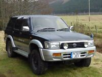 Toyota Hilux Surf SSRX Diesel in very good condition