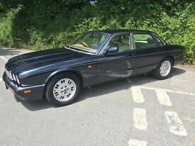 Jaguar XJ Series 4.0 Automatic Sovereign 1996 P