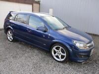 2008 Vauxhall Astra 1.9 CDTi 16V SRi [150] 5dr [Exterior Pack] 5 door Estate