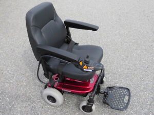 Brand New Shoprider Power Wheelchair (Never Used) - Estate Sale