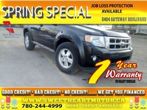 2010 Ford Escape 4WD 4dr I4 Auto XLT   6 MONTHS FREE WARRANTY