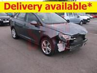 2016 Seat Ibiza FR TSi 1.2 DAMAGED REPAIRABLE SALVAGE