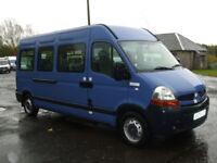 .2008/08.Renault MASTER LWB 7.SEAT MINI BUS.2.5 DIESEL