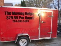 $29.99 Moving Helper!!! Deliveries from $45, and junk removal