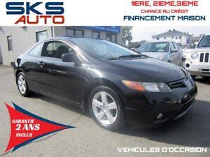 Honda Civic Cpe (GARANTIE 2 ANS INCLUS) *FINANCEMENT MAISON* 200
