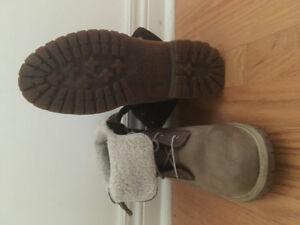 TIMBERLAND Fold Down Boots (Waterproof)