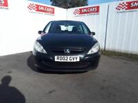 2002 02 PEUGEOT 307 1.6 16V RAPIER.12 MONTHS MOT,NICE CLEAN CAR,ANY PX WELCOME .