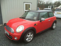 2010 Mini Mini 1.6TD ( Chili ) Cooper D