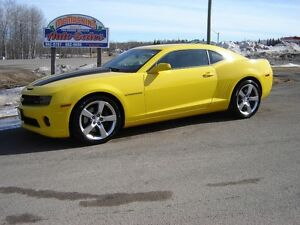 2010 CAMARO 2SS***6.2L V8***HEATED LEATHER***NEW TIRES***