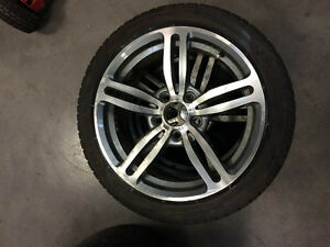 FS: Used 5x120 17x* et35 BMW M6 Rep Wheels. Cambridge Kitchener Area image 3