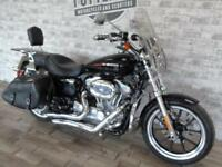 Harley Davidson XL883 L Superlow 2010