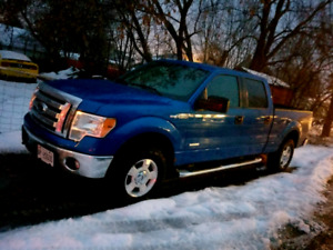 2012 Ford F-150 4WD SuperCrew 145 XLT