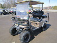 EZ-GO RXV GOLF CARTS  PRICED FROM   $2575.00