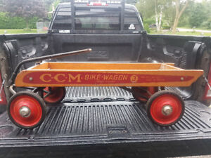 1940 s Wooden wagon