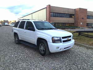 2008 Chevrolet Trailblazer LT1 SUV, Crossover 4x4