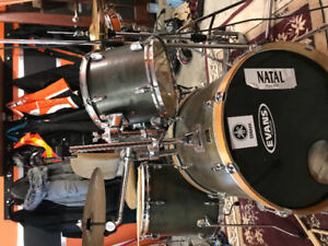 Drum conpact yamaha stage custom