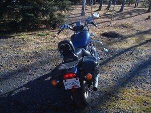 Honda Shadow Spirit 1100 Prince George British Columbia image 2