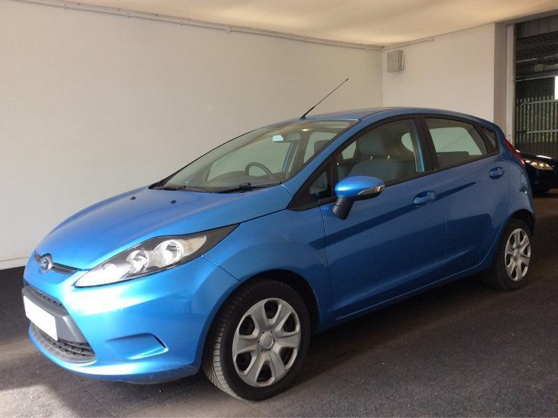 Ford Fiesta   Edge Zetec Titanium Dr Blue From  Per Week In Warrington Cheshire Gumtree