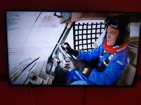 "50"" 4k uhd smart tv"