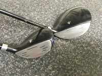 Golf clubs woods dunlop lh